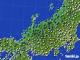 アメダス実況(気温)(2021年03月02日)