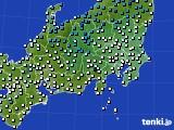 アメダス実況(気温)(2021年03月03日)