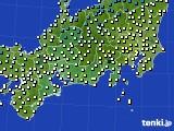 アメダス実況(気温)(2021年03月06日)