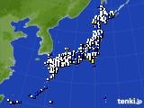 2021年03月26日のアメダス(風向・風速)