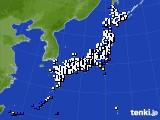 アメダス実況(風向・風速)(2021年04月06日)