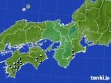 2021年04月12日の近畿地方のアメダス(降水量)