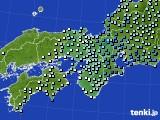 2021年04月17日の近畿地方のアメダス(降水量)