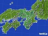 2021年04月28日の近畿地方のアメダス(降水量)