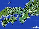 2021年04月29日の近畿地方のアメダス(降水量)