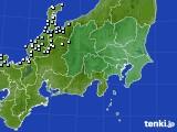 2021年04月30日の関東・甲信地方のアメダス(降水量)