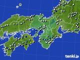 2021年05月01日の近畿地方のアメダス(降水量)