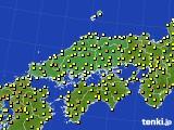 アメダス実況(気温)(2021年05月06日)