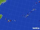 沖縄地方のアメダス実況(日照時間)(2021年05月09日)