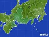 東海地方のアメダス実況(降水量)(2021年05月15日)