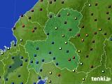 岐阜県のアメダス実況(日照時間)(2021年05月15日)
