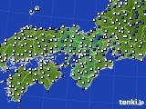 近畿地方のアメダス実況(風向・風速)(2021年05月15日)