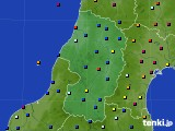2021年05月30日の山形県のアメダス(日照時間)