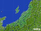 2021年06月04日の新潟県のアメダス(降水量)