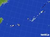 2021年06月05日の沖縄地方のアメダス(降水量)