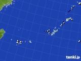 2021年06月06日の沖縄地方のアメダス(降水量)