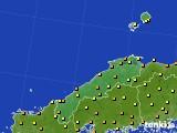 アメダス実況(気温)(2021年06月13日)