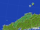 アメダス実況(気温)(2021年06月19日)