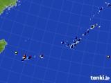 沖縄地方のアメダス実況(日照時間)(2021年06月20日)