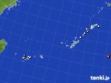 2021年06月21日の沖縄地方のアメダス(降水量)