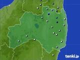 2021年06月29日の福島県のアメダス(降水量)