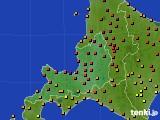 アメダス実況(気温)(2021年07月28日)