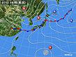 2018年07月07日の実況天気図