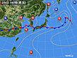 2019年06月29日の実況天気図