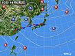 2019年09月02日の実況天気図