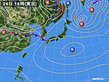2020年03月26日の実況天気図