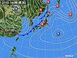 2020年03月27日の実況天気図
