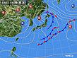 2020年04月05日の実況天気図