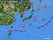 2020年04月07日の実況天気図