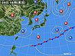 2020年04月08日の実況天気図