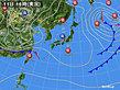 2020年04月11日の実況天気図