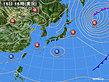2020年04月15日の実況天気図