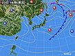 2020年04月23日の実況天気図