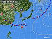 2020年05月06日の実況天気図