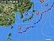 2020年05月07日の実況天気図