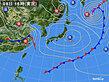 2020年05月08日の実況天気図