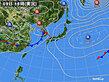 2020年05月09日の実況天気図