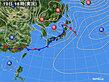 2020年05月10日の実況天気図