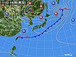 2020年05月11日の実況天気図