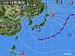 2020年05月14日の実況天気図