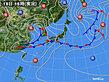 2020年05月18日の実況天気図