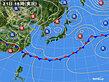 2020年05月21日の実況天気図