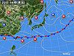 2020年05月22日の実況天気図