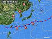 2020年05月23日の実況天気図