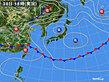 2020年05月30日の実況天気図