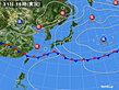 2020年05月31日の実況天気図